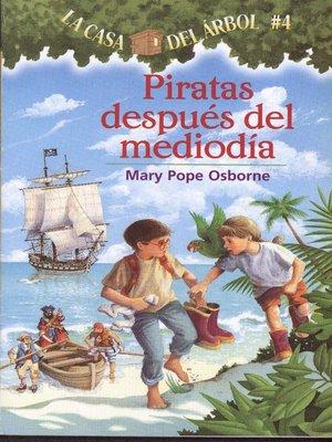 cover image of Piratas después del mediodía