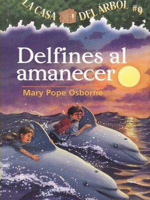 cover image of Delfines al amanecer