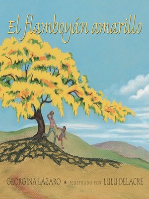 cover image of El Flamboyán Amarillo