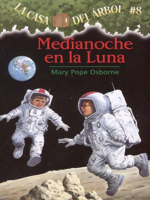 cover image of Medianoche en la Luna