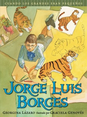 cover image of Jorge Luis Borges