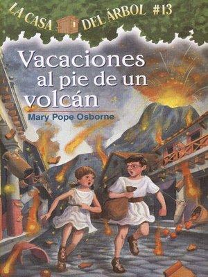 cover image of Vacaciones al pie de un volcán