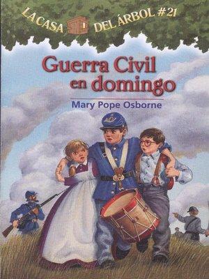 cover image of Guerra Civil en domingo