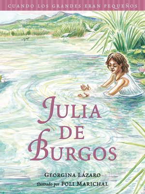 cover image of Julia de Burgos