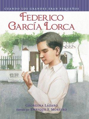 cover image of Federico García Lorca