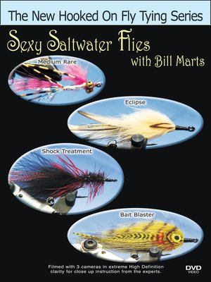 cover image of Sexy Saltwater Flies