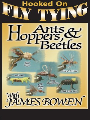 cover image of Hoppers, Ants & Beetles