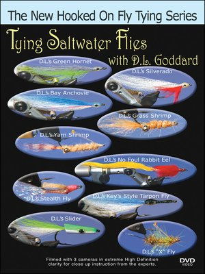 cover image of Tying Saltwater Flies