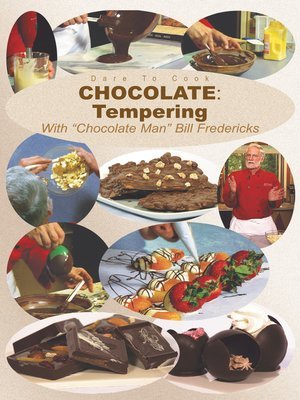 cover image of Chocolate: Tempering