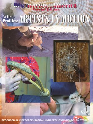 cover image of Artists In Motion