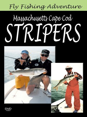 cover image of Massachusetts Cape Cod Stripers
