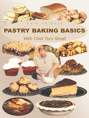 cover image of Pastry Baking Basics