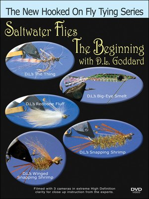 cover image of Saltwater Flies, The Beginning