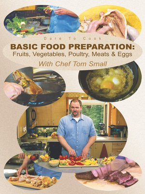 cover image of Basic Food Preparation