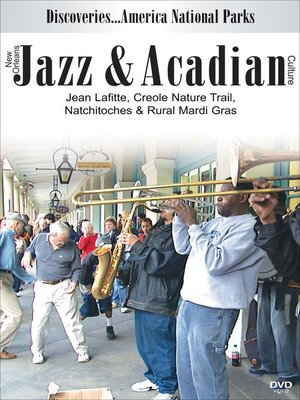 cover image of New Orleans Jazz & Acadian Culture