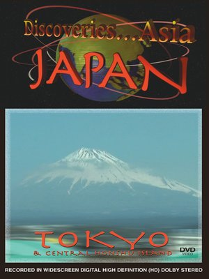 cover image of Japan, Tokyo & Central Honshu Island