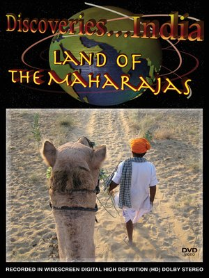 cover image of Land of the Maharajas
