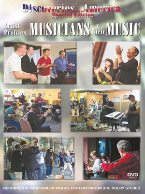 cover image of Musicians & Their Music