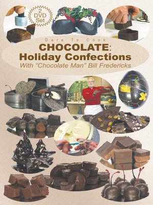 cover image of Chocolate: Holiday Confections