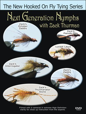 cover image of Next Generation Nymphs