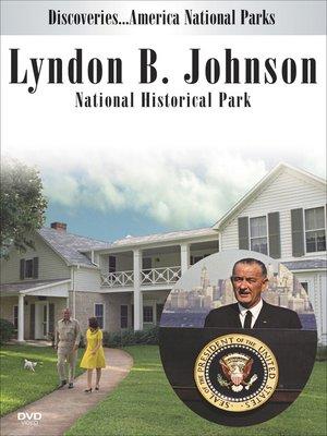 cover image of Lyndon B. Johnson National Historical Park