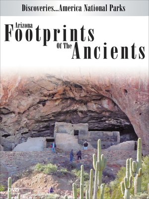 cover image of Arizona Footprints of the Ancients