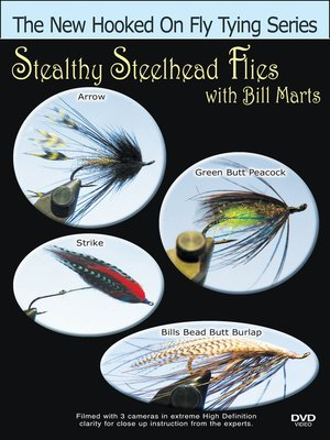 cover image of Stealthy Steelhead Flies