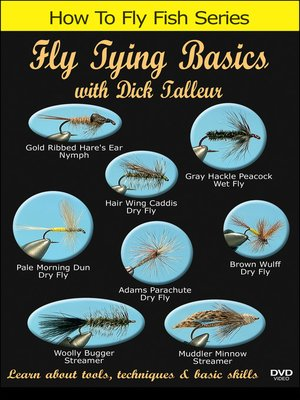 cover image of Fly Tying Basics