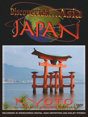 cover image of Japan, Kyoto, & Western Honshu Island
