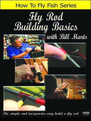 cover image of Fly Rod Building Basics