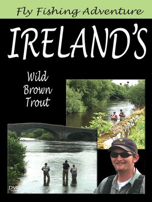 cover image of Ireland's Wild Brown Trout