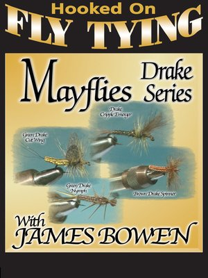 cover image of Mayflies: Drake Series