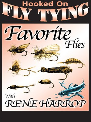 cover image of Rene's Favorite Flies