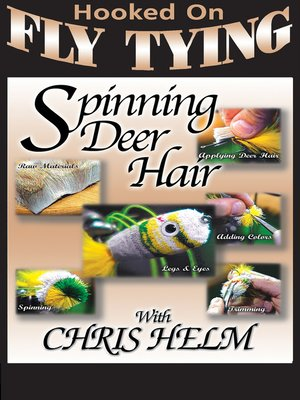cover image of Spinning Deer Hair