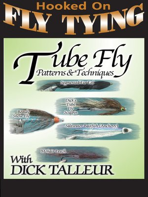 cover image of Tube Fly Patterns & Techniques