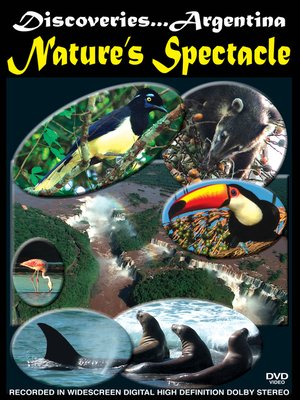 cover image of Nature's Spectacle