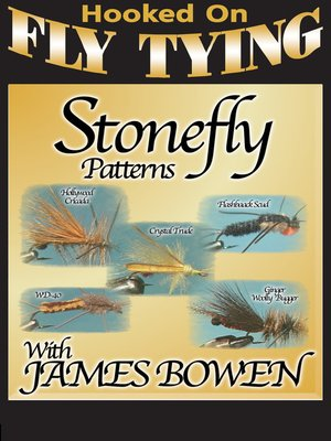 cover image of Stone Fly Patterns
