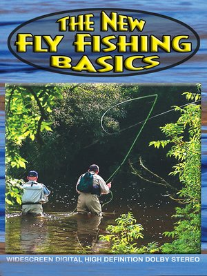 cover image of New Fly Fishing Basics