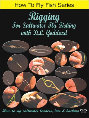 cover image of Rigging For Saltwater Fly Fishing