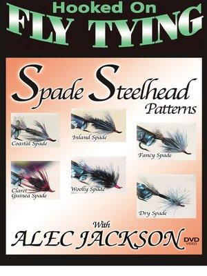 cover image of Spade Steelhead Patterns
