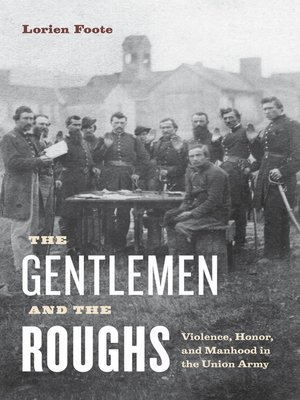 cover image of The Gentlemen and the Roughs