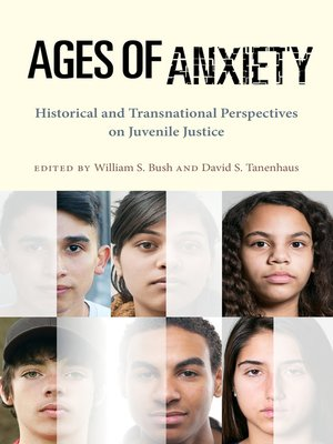 cover image of Ages of Anxiety