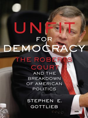 cover image of Unfit for Democracy
