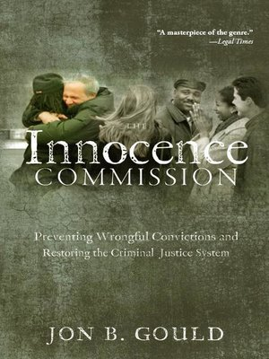 cover image of The Innocence Commission
