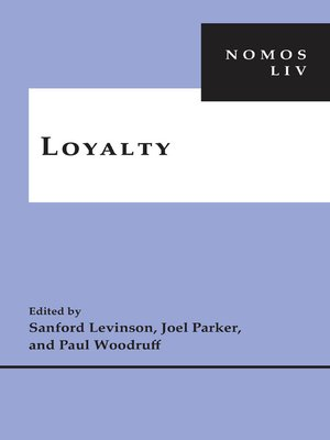 cover image of Loyalty
