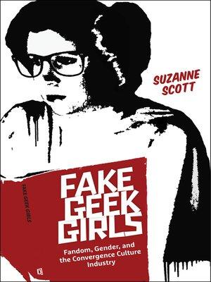 cover image of Fake Geek Girls