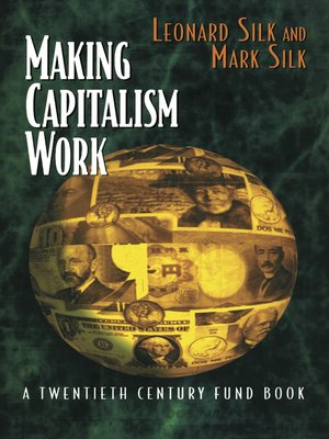 cover image of Making Capitalism Work