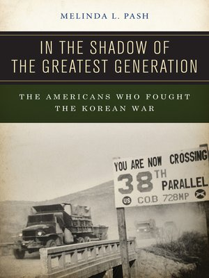 cover image of In the Shadow of the Greatest Generation