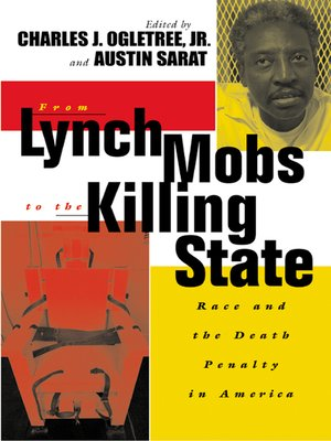 cover image of From Lynch Mobs to the Killing State