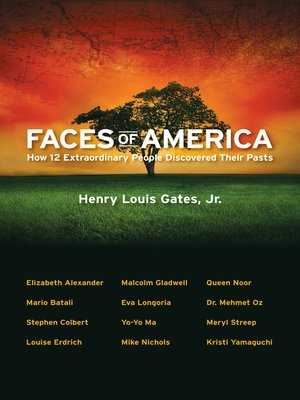 cover image of Faces of America